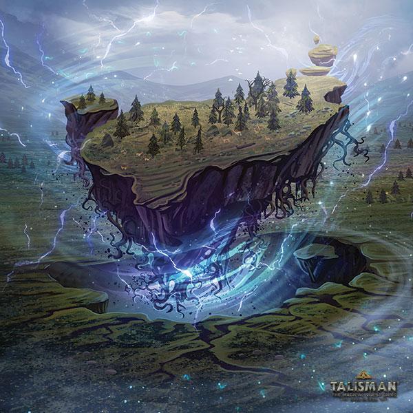 the harbinger welcome to talisman island