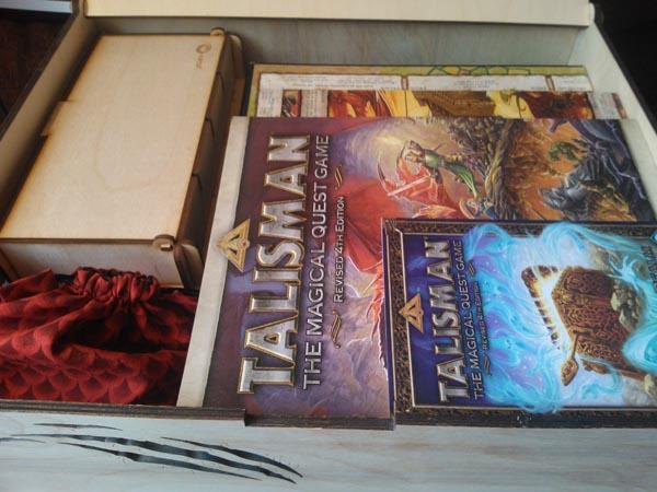 eraptor storage for talisman welcome to talisman island