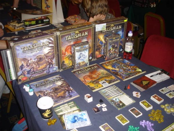 Random shot from UK Games Expo 2010!