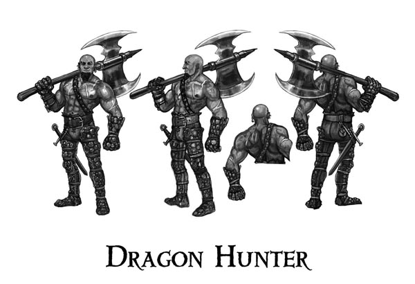 Dragon Turnaround