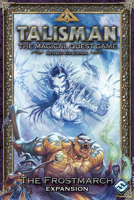 Frostmarch Box Front