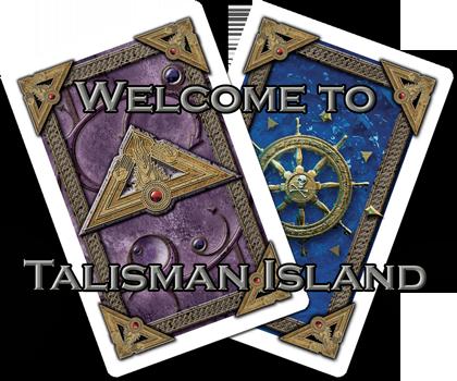 welcome to talisman island