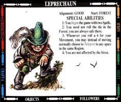 4 clovers and leprechaun in alabama soundboard app
