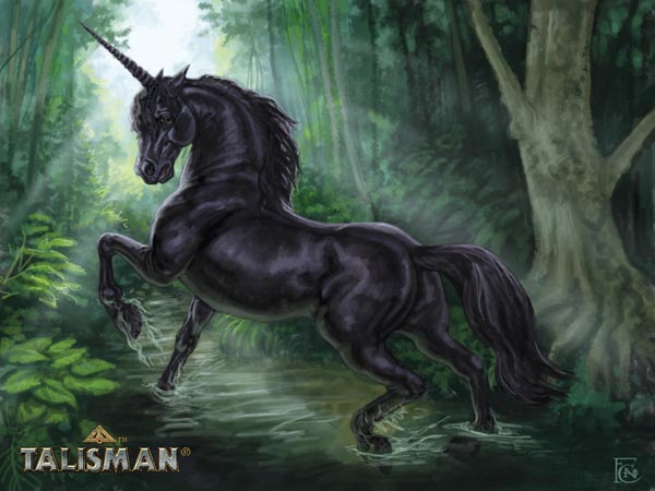 Black Unicorn - Talisman: The Reaper