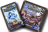 Talisman: The Frostmarch Expansion & Talisman: The Highland Expansion