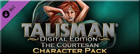 Talisman: Digital Edition - Courtesan Character Pack