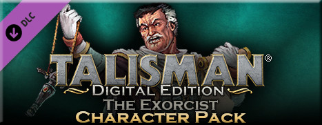 Talisman: Digital Edition - The Exorcist Character Pack 2014 pc game Img-1