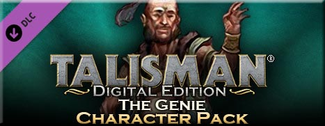 Talisman: Digital Edition - Genie Character Pack