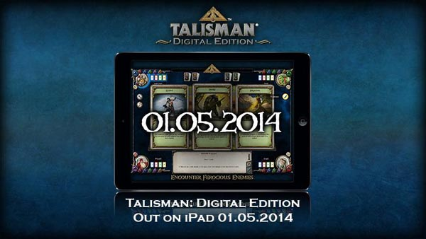 Talisman: Digital Edition - Coming Soon to iPad