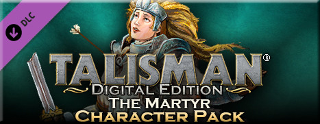 Talisman: Digital Edition - Martyr Character Pack