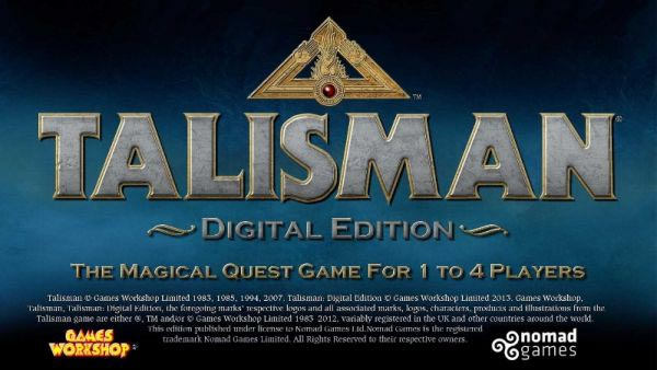 Talisman: Digital Edition