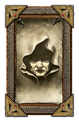 Wanted Poster Deck