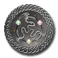 Dragon Token Back