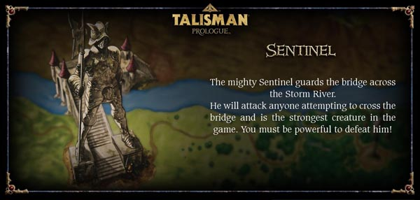 Talisman: Prologue